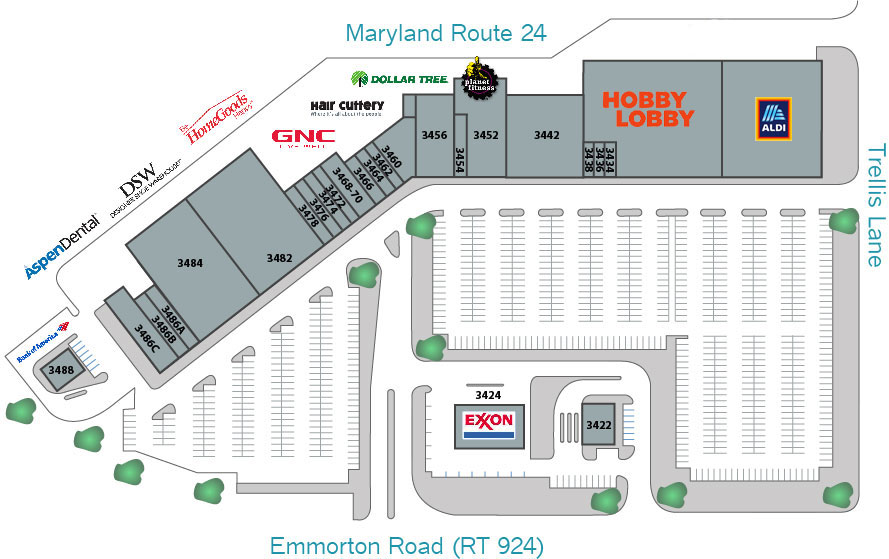 Site Map - Constant Friendship Shopping Center